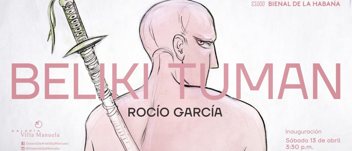 BELIKI TUMAN: Rocío García